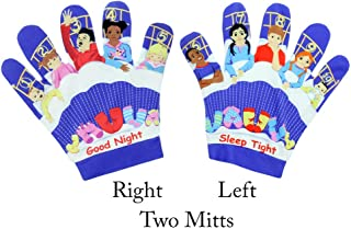 The Puppet Company Favourite Song Mitts Ten in a Bed Hand Puppet