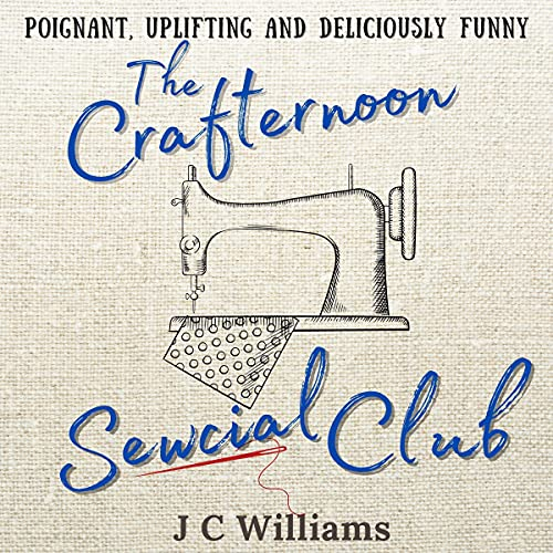The Crafternoon Sewcial Club cover art