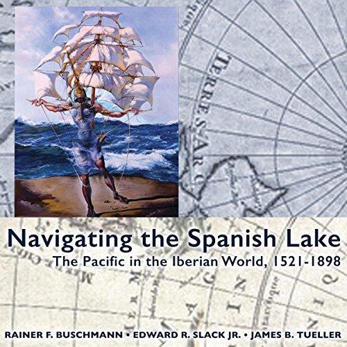 Navigating the Spanish Lake audiobook cover art