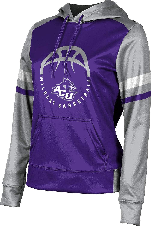 ProSphere Abilene Christian University Basketball Girls' Pullover Hoodie, School Spirit Sweatshirt (Old School)