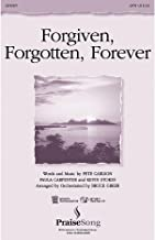 PraiseSong Forgiven, Forgotten, Forever IPAKO Arranged by Russell Mauldin