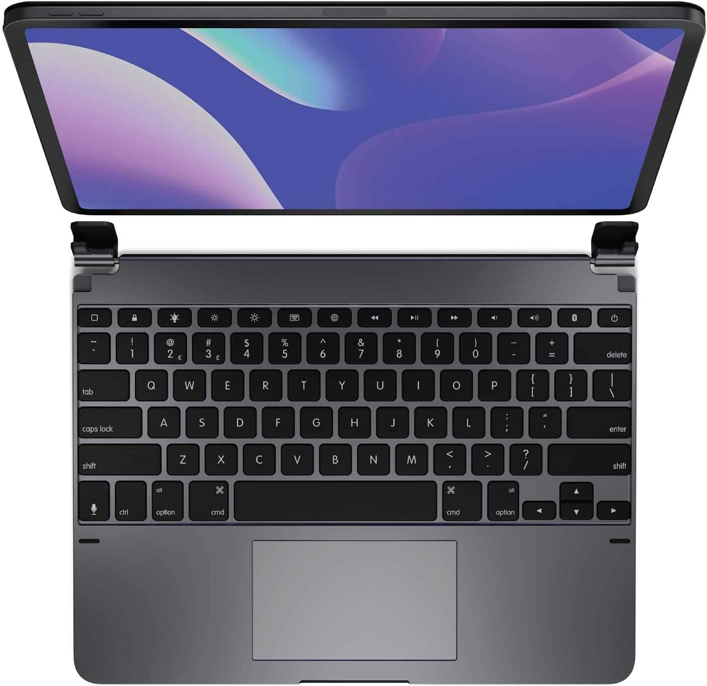 Brydge 12.9 Pro+ Popular products Wireless Keyboard with Trackpad Pro for 12 iPad Max 59% OFF