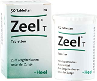 Zeel Arthritis Pain Relief, 100 Tablets (100 x 2)