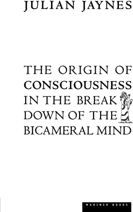 Origin Of Consciousness In The Breakdown