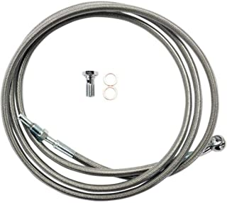 Magnum Braided Stainless DOT Hydraulic Clutch Line Kit  391235A*