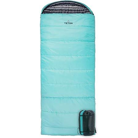 TETON Sports Regular Sleeping Bag; Great Family Camping x