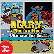 Diary Of A Roblox Noob Ultimate Box Set Books 1 7 Audiobook