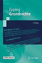 Grundrechte (Springer-Lehrbuch) (German Edition)