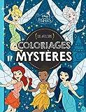 LA FÉE CLOCHETTE - Les Ateliers - Coloriages mystères - Disney