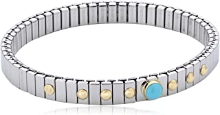 Nomination Turquoise Bracelet Silver 042101/006
