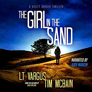 Page de couverture de The Girl in the Sand