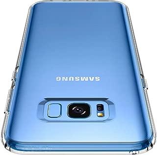 Spigen Liquid Crystal Designed for Samsung Galaxy S8 Plus Case (2017) - Crystal Clear