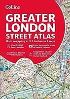 Greater London Street Atlas (Collins Maps)