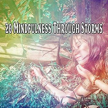 20 Mindfulness Through Storms