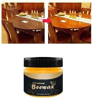 2020 Upgrade-Wood Seasoning Beewax-Traditional Beeswax...