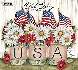 The LANG Companies Old Glory 2019 Wall Calendar (19991001934)
