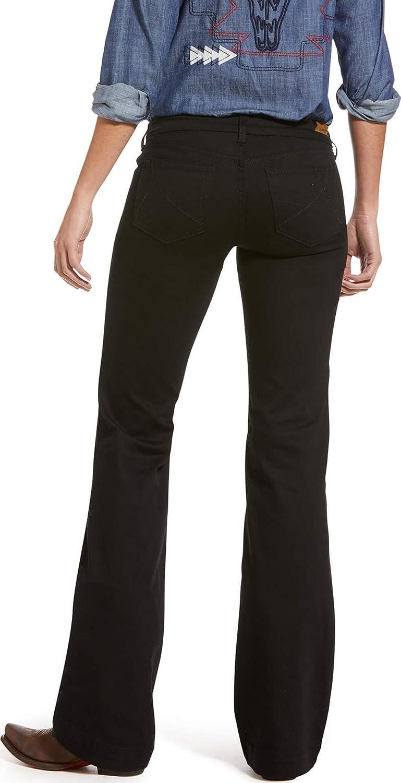 ARIAT Women's Trouser Forever Black