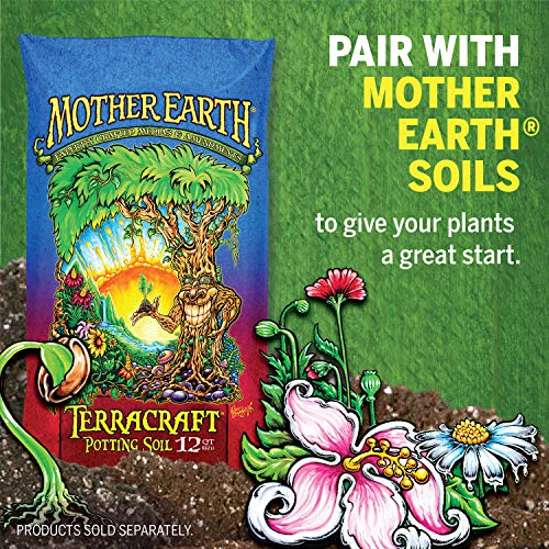 Mother Earth Farmer's Market All Purpose Mix 4-5-4 Granular Fertilizer