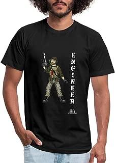 Battlefield Friends - Engineer Men's Jersey T-Shirt