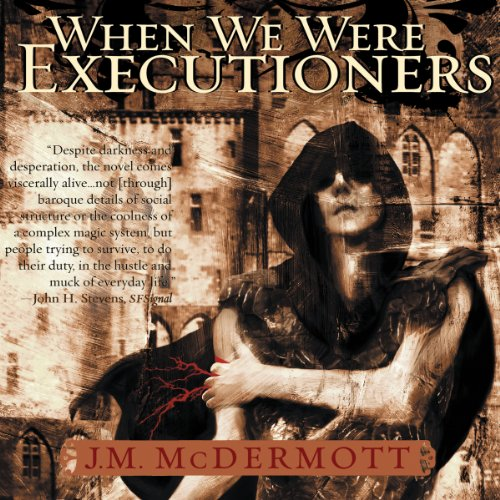 When We Were Executioners audiobook cover art