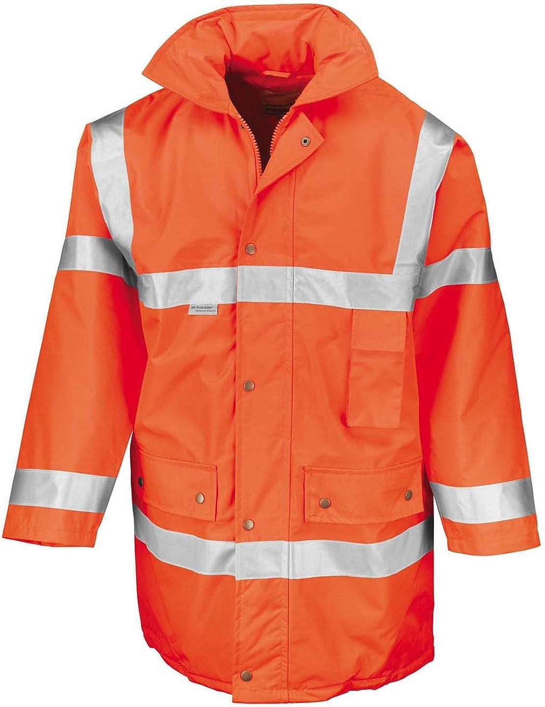 Result Men's Safety Workwear Jacket