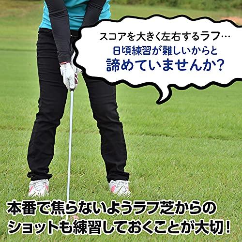 ダイヤゴルフ練習用ショットマットツーウェイマットTR-408[横500x縦245mm]
