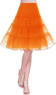 a90278995 Amazon.es: cancan - Naranja