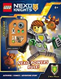 Nexo Powers Rule!: Lego Nexo Knights: Activity Book With Minifigure...