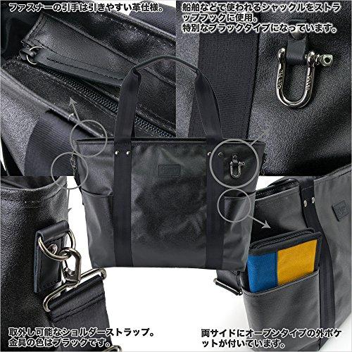 森野帆布×SIGNALFLAG(シグナルフラッグ)『2WAYトートバッグ』
