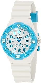 Casio Lrw-200H-2B Women's Watch Analogue Quartz Resin, White Band