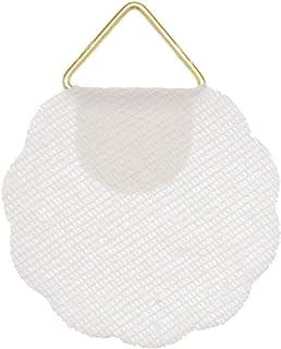 GLOREX-« Suspendre des Affiches Autocollantes » Jouets, 6 1712 300, Blanc, 45 mm
