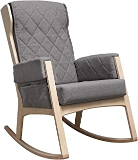 Dutailier Margot 1976 Rocking Chair with Washable Covers