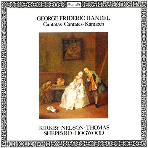 Handel: Cantata: Nelle Stagion che, di viole e rose, HWV 137 - 'Così la ninfa...Tergei il ciglio lagrimoso'