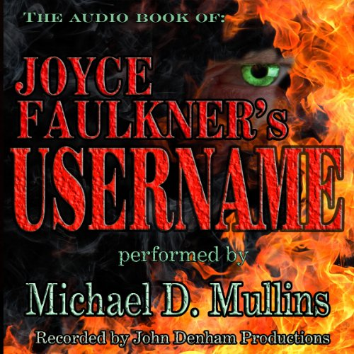 Username audiobook cover art