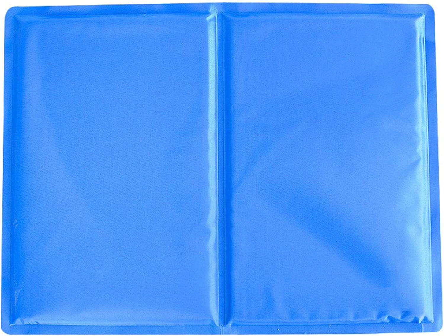 GR&ST Pet Cooling Mat Extra Large Durable Pet Cool Mat Gel Self Cooling Pad Great for Dogs Cats in Hot Summer,81  96CM