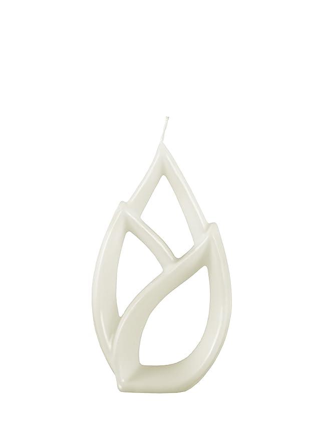 差別する阻害する成長するAlusi Multiflame Candle Livia Petit White, Vanilla Scent