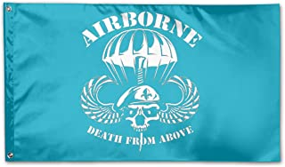 DFKFLAGFOR Death from Above 3x5 Foot Flag