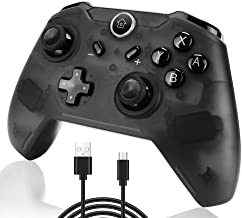Switch Wireless Controller for Switch/PC - The Legend of Zelda/Super Mario Odyssey/Splatoon 2 Gamepad Joystick …