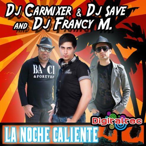 DJ Carmixer, Dj Save & Dj Francy M. feat. Rick Flow