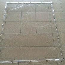 HAIPENG transparante waterdichte zeildoek Tarp grondplaat covers tent winddicht versterkte zware outdoor, aangepast, 600G/...