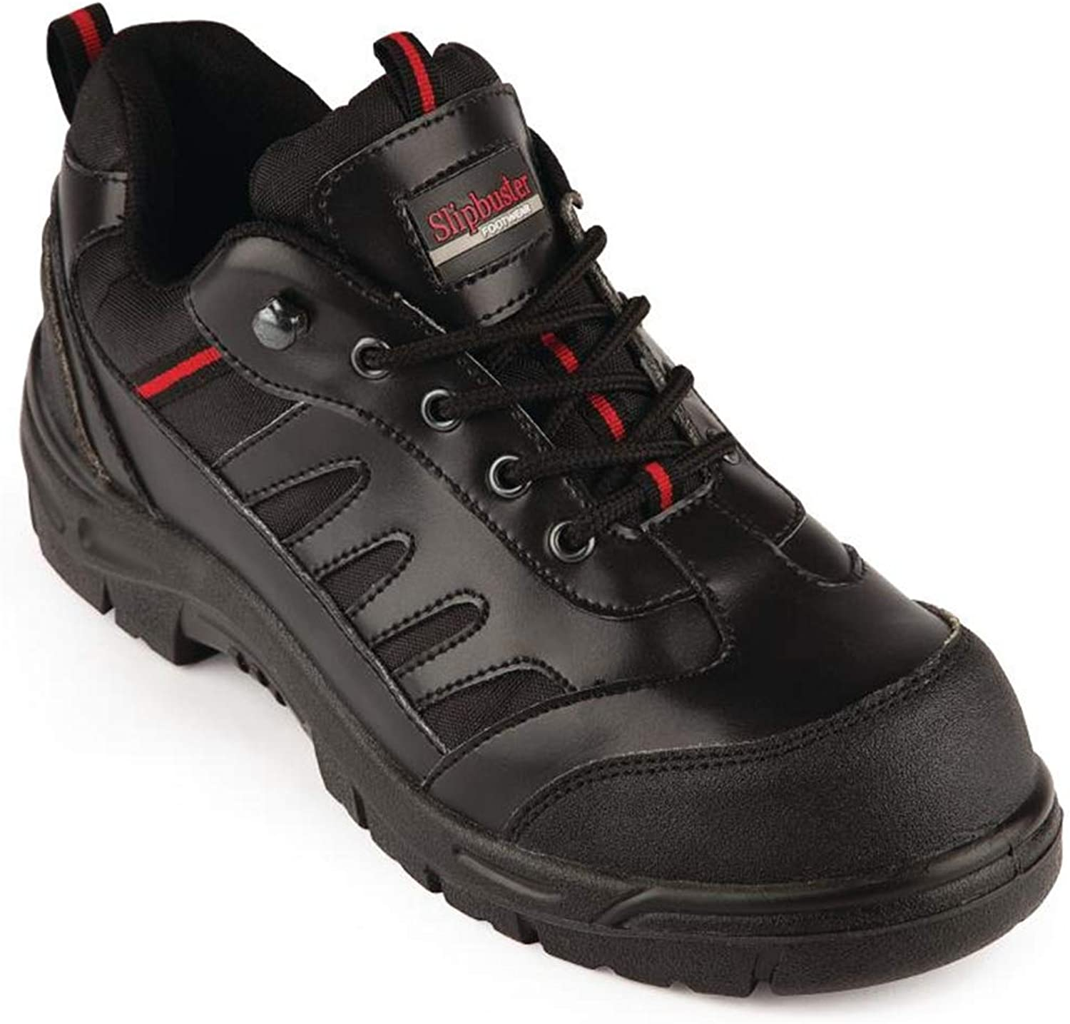 Slipbuster Footwear A314-47 Slip Buster Safety Trainer, Size 42