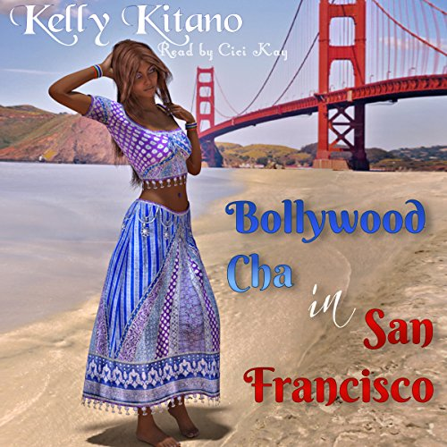 Bollywood Cha in San Francisco audiobook cover art