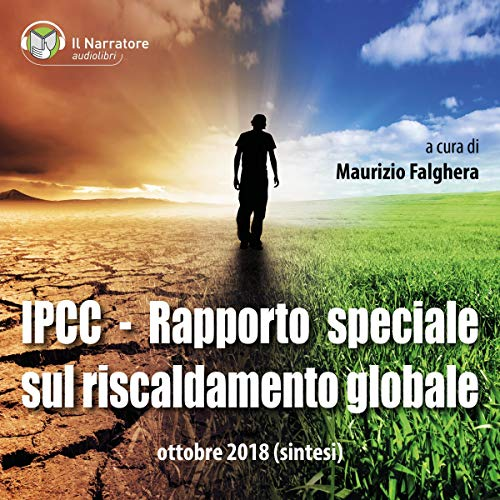 IPCC. Rapporto speciale sul riscaldamento globale copertina