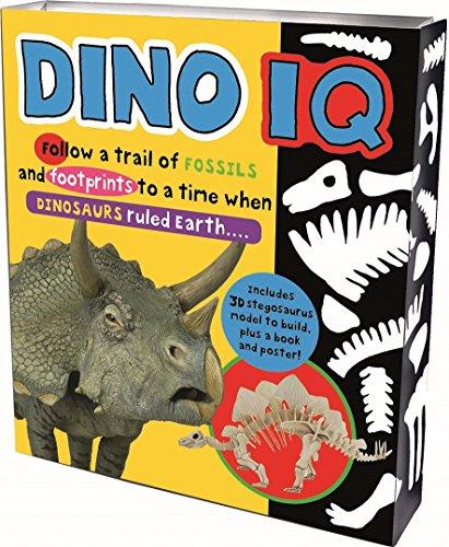 Smart Kids Dino Iq: Iq Box Sets