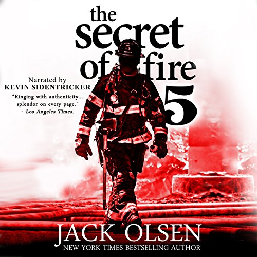 The Secret of Fire 5 cover art