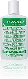 Mavala Crystal Quitaesmalte de Uñas sin Acetona | Elimina el esmalte de Uñas de Forma Rápida y Eficaz Quitaesmalte Ecológi...