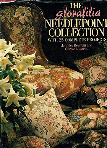 Lowest Prices! The Glorafilia Needlepoint Collection with 25 Complete Projects