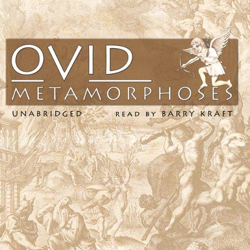 Metamorphoses  audiobook cover art