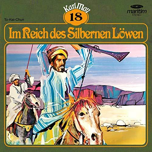 Couverture de Im Reich des Silbernen Löwen