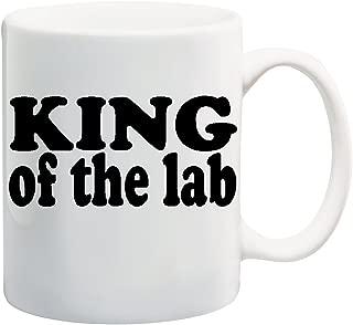 KING OF THE LAB Mug Cup - 11 ounces